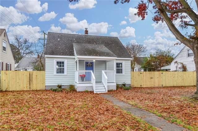 38 W Sunset Rd W, Hampton, VA 23669 (#10295407) :: Berkshire Hathaway HomeServices Towne Realty