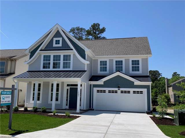 1407 Waltham Ln, Newport News, VA 23608 (#10295408) :: Abbitt Realty Co.