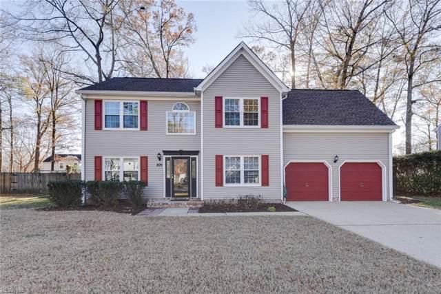 809 Woodcott Dr, Chesapeake, VA 23322 (#10295426) :: Rocket Real Estate