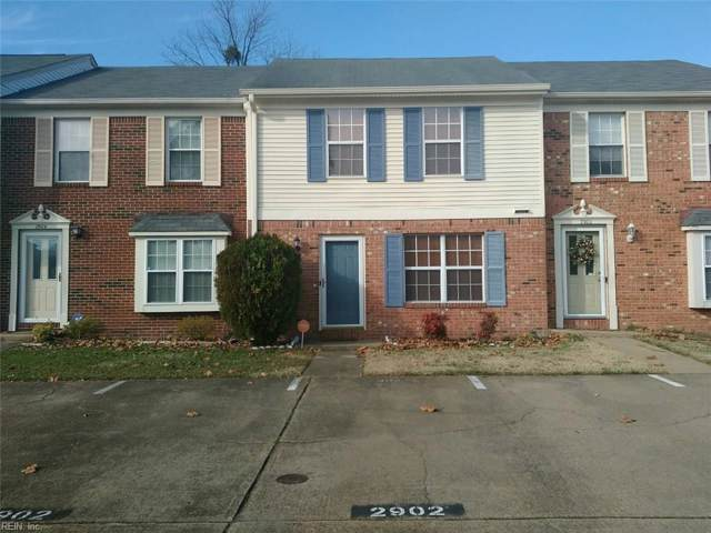2902 Leta Ct, Hampton, VA 23666 (MLS #10295431) :: Chantel Ray Real Estate