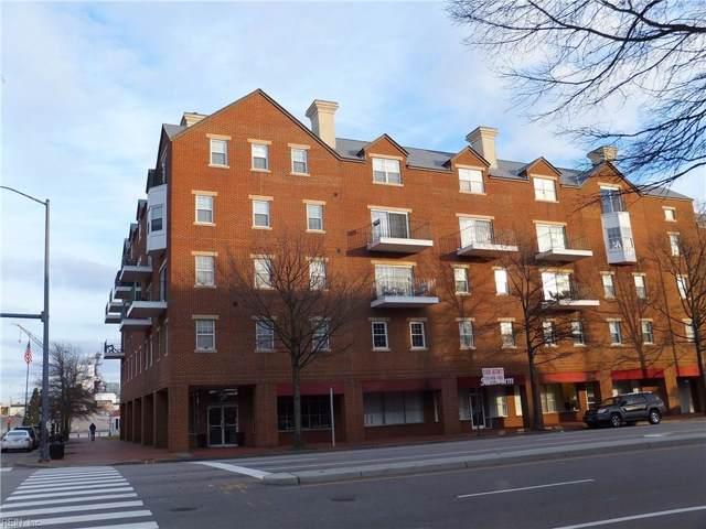 111 High St #408, Portsmouth, VA 23704 (#10295477) :: The Kris Weaver Real Estate Team