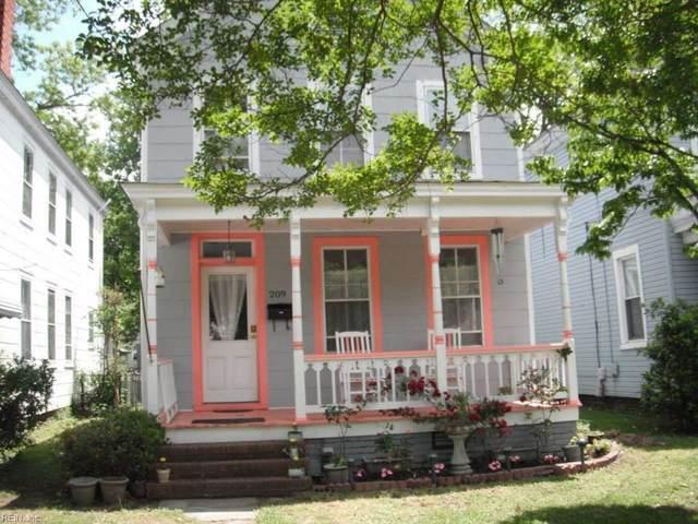 209 Florida Ave, Portsmouth, VA 23707 (MLS #10295533) :: Chantel Ray Real Estate