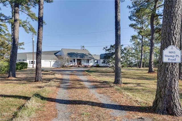 9093 Stump Point Rd, Gloucester County, VA 23072 (#10295540) :: Kristie Weaver, REALTOR