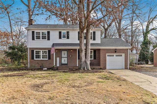 710 Arrowhead Dr, Newport News, VA 23601 (#10295595) :: Rocket Real Estate