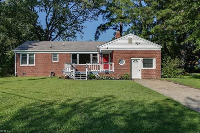 4 Westbrook Dr, Hampton, VA 23666 (#10295598) :: RE/MAX Central Realty