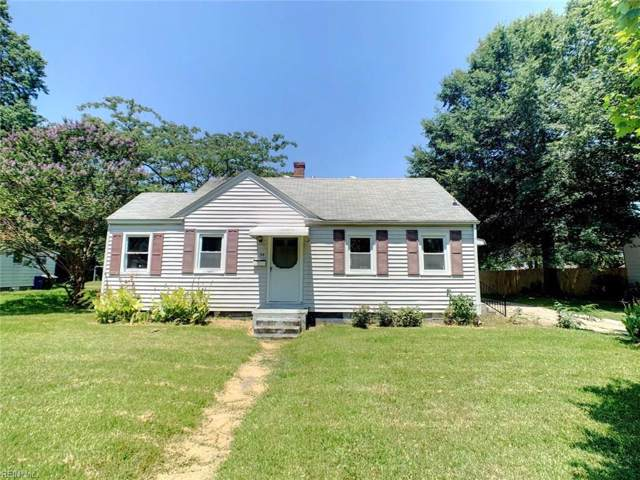 29 Maury Ave, Newport News, VA 23601 (MLS #10295606) :: Chantel Ray Real Estate
