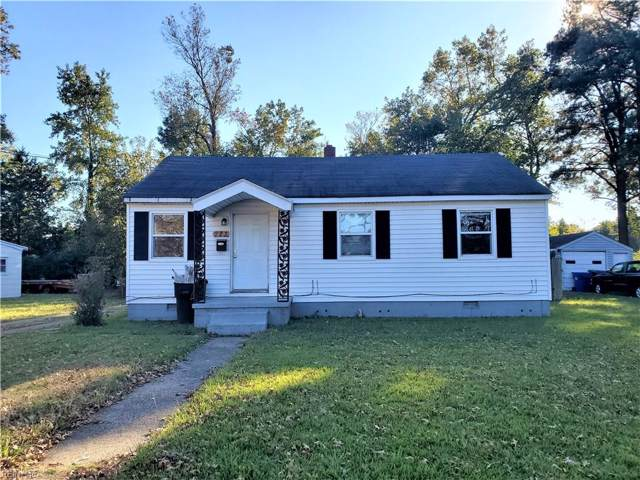 223 Derby Rd, Portsmouth, VA 23702 (MLS #10295649) :: Chantel Ray Real Estate