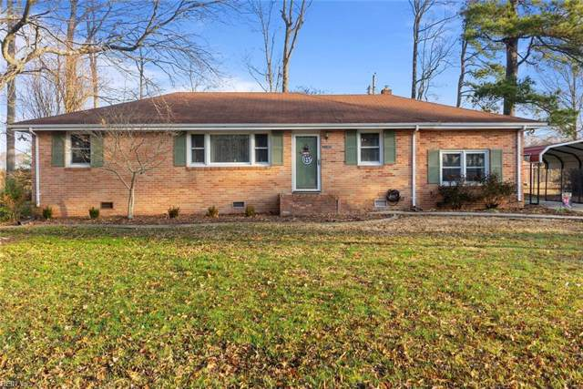 30069 Country Club Rd, Southampton County, VA 23837 (MLS #10295686) :: Chantel Ray Real Estate