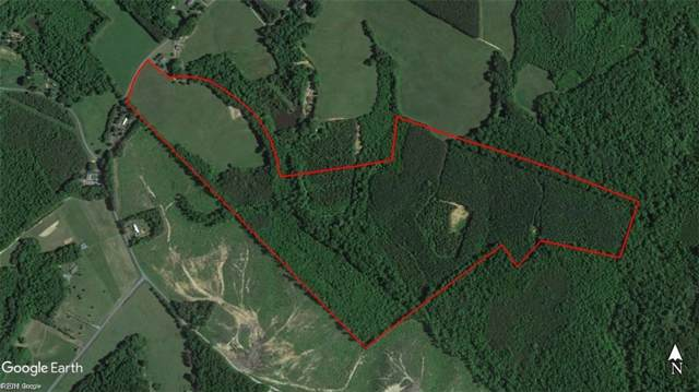 100 Ac Old Concord Rd, Halifax County, VA 24577 (#10295700) :: Berkshire Hathaway HomeServices Towne Realty