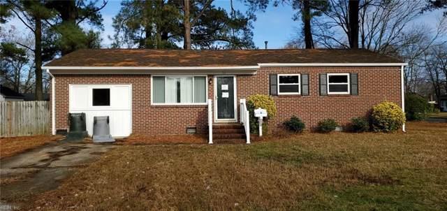 22 Carmel Ter, Hampton, VA 23666 (#10295715) :: RE/MAX Central Realty