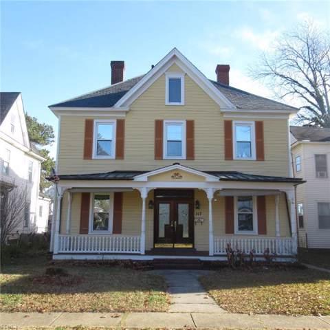 317 Maryland Ave, Portsmouth, VA 23707 (MLS #10295729) :: Chantel Ray Real Estate