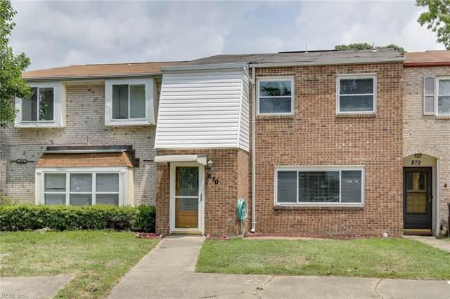 870 Jamestown Landing Rd, Virginia Beach, VA 23464 (MLS #10295821) :: Chantel Ray Real Estate