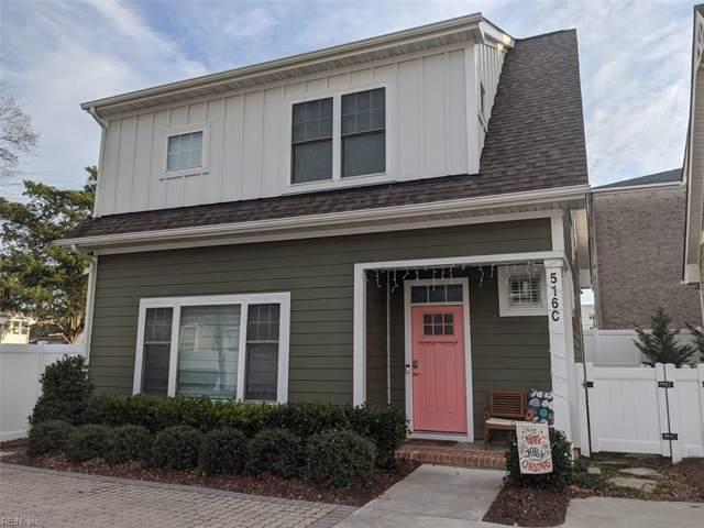 516 20th St C, Virginia Beach, VA 23451 (MLS #10295830) :: Chantel Ray Real Estate