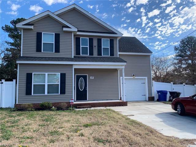 17 Albemarle St, Portsmouth, VA 23707 (#10295886) :: Rocket Real Estate