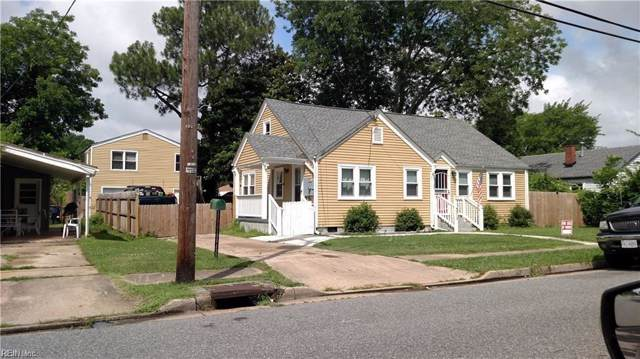 2319 Rush St, Norfolk, VA 23513 (#10295900) :: Atlantic Sotheby's International Realty