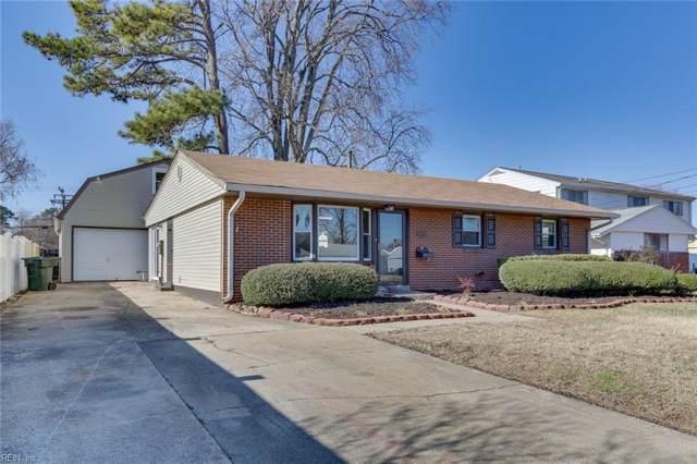 703 Greenville Ct, Hampton, VA 23669 (#10296000) :: Austin James Realty LLC
