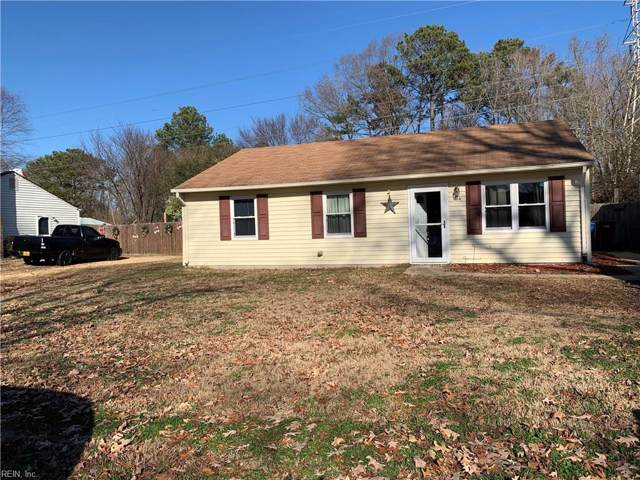 1614 Woodbriar Ln, Chesapeake, VA 23323 (MLS #10296010) :: Chantel Ray Real Estate