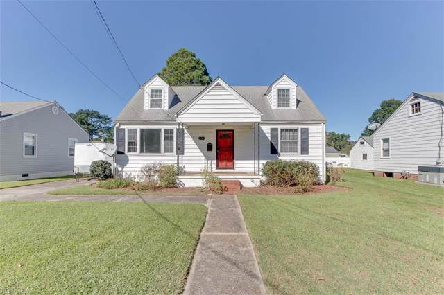 3904 Dartmouth St, Portsmouth, VA 23707 (MLS #10296069) :: Chantel Ray Real Estate