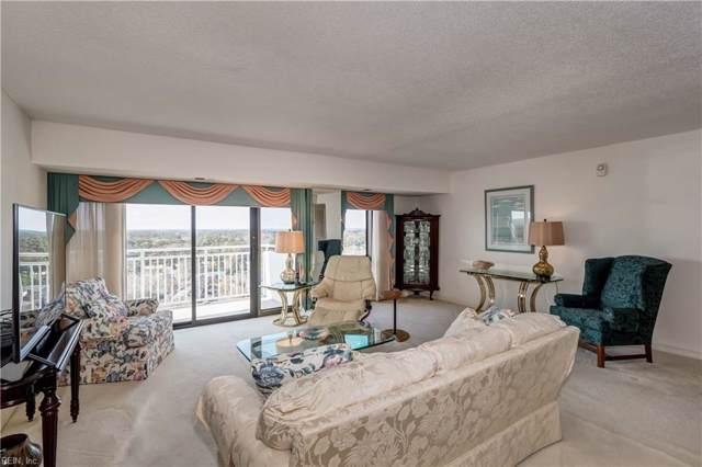 4004 Atlantic Ave #1804, Virginia Beach, VA 23451 (MLS #10296083) :: Chantel Ray Real Estate