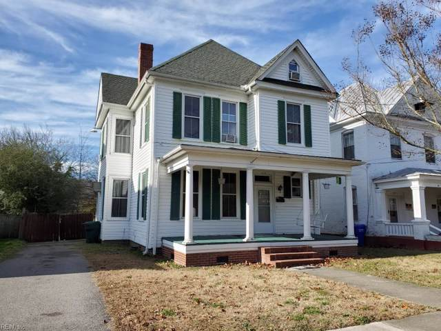 119 Linden Ave, Suffolk, VA 23435 (#10296149) :: RE/MAX Central Realty