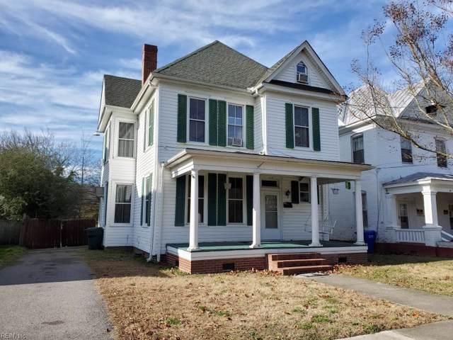 119 Linden Ave, Suffolk, VA 23435 (#10296149) :: Abbitt Realty Co.