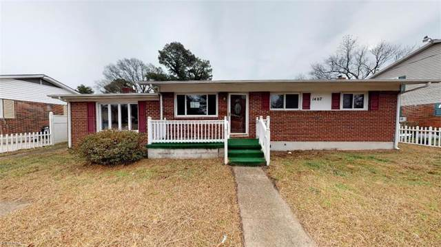 1407 Cavalier Blvd, Portsmouth, VA 23701 (#10296230) :: Upscale Avenues Realty Group