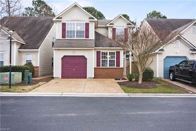 36 Angelia Way, Hampton, VA 23663 (MLS #10296236) :: Chantel Ray Real Estate