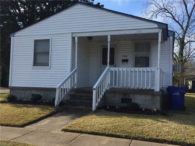 742 Douglas Ave, Portsmouth, VA 23707 (MLS #10296262) :: Chantel Ray Real Estate