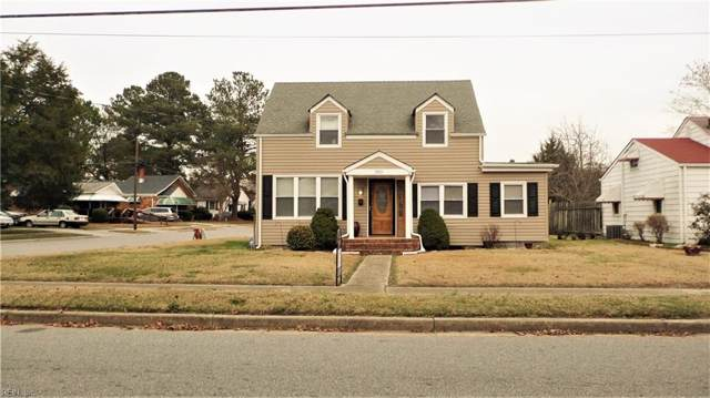 2801 Arcadia Ave, Portsmouth, VA 23704 (MLS #10296264) :: Chantel Ray Real Estate