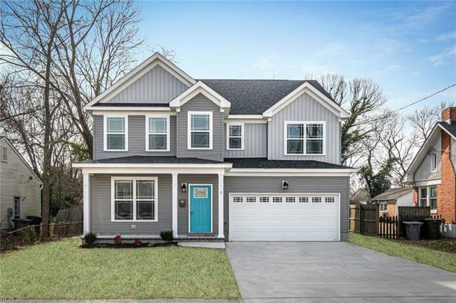 3 Sinclair Rd, Hampton, VA 23669 (MLS #10296280) :: Chantel Ray Real Estate