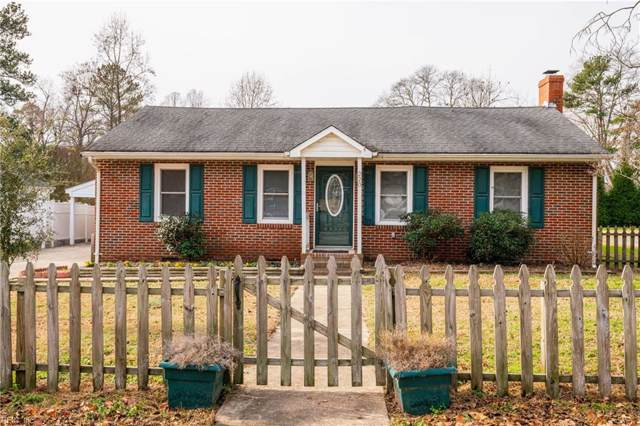 220 Pinecrest Rd, Sussex County, VA 23888 (#10296296) :: Atkinson Realty