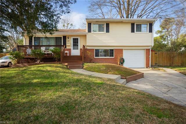 405 Caren Dr, Virginia Beach, VA 23452 (MLS #10296319) :: Chantel Ray Real Estate