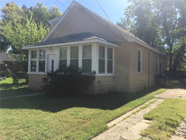 53 W Virginia Ave, Hampton, VA 23663 (MLS #10296331) :: Chantel Ray Real Estate