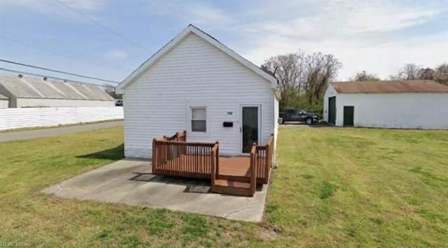 544 Shell Rd, Hampton, VA 23661 (#10296358) :: RE/MAX Central Realty
