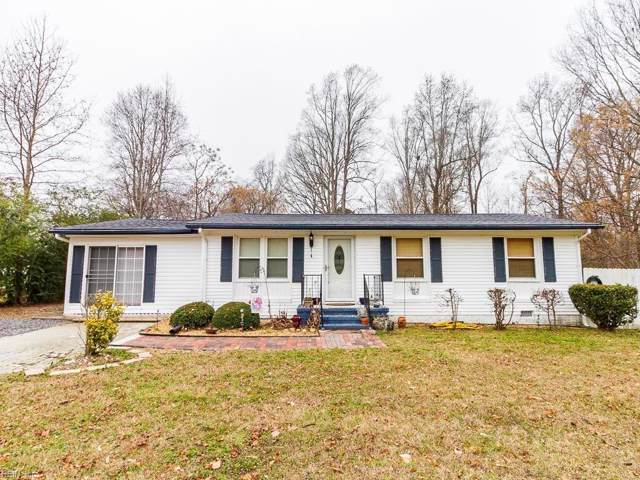 16 Gateway Dr, Isle of Wight County, VA 23430 (MLS #10296438) :: Chantel Ray Real Estate