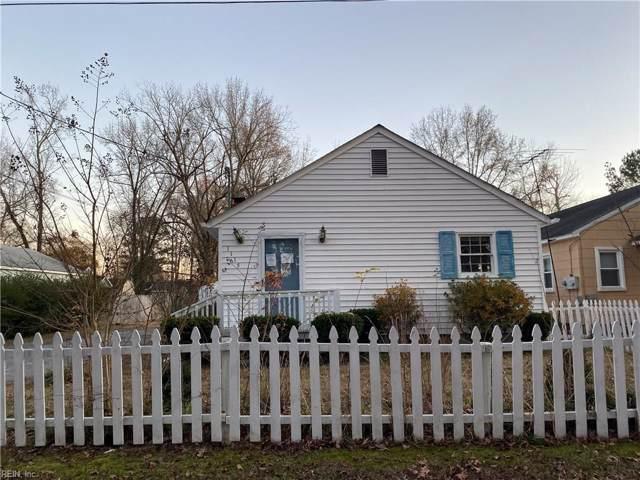 1115 Railroad Ave, Franklin, VA 23851 (#10296453) :: Kristie Weaver, REALTOR