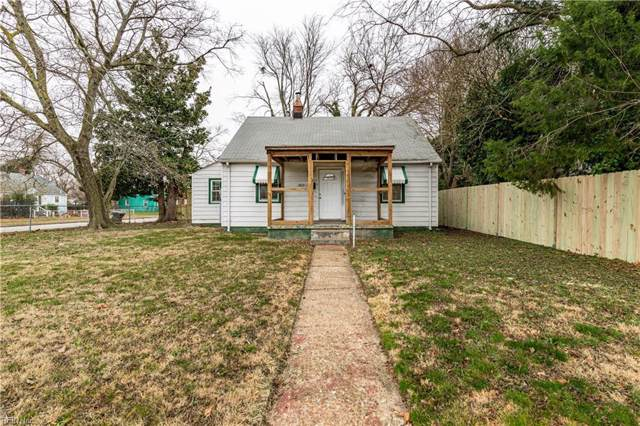 1832 Wickham Ave, Newport News, VA 23607 (#10296483) :: Upscale Avenues Realty Group