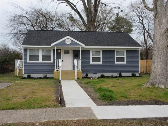 205 Boswell Dr, Hampton, VA 23669 (MLS #10296504) :: Chantel Ray Real Estate