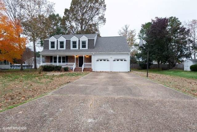 12 Hunt Wood Dr, Poquoson, VA 23662 (MLS #10296520) :: Chantel Ray Real Estate