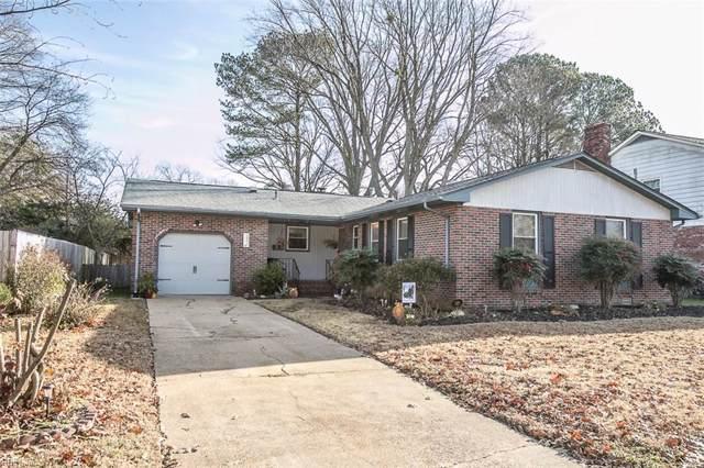 102 Horseshoe Lndg, Hampton, VA 23669 (#10296551) :: Berkshire Hathaway HomeServices Towne Realty