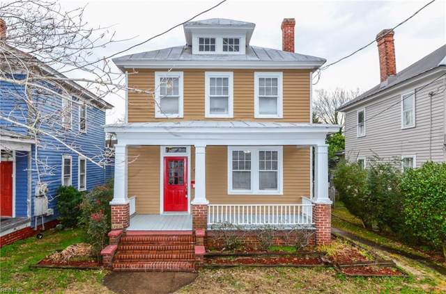 635 Mt Vernon Ave, Portsmouth, VA 23707 (#10296558) :: Upscale Avenues Realty Group