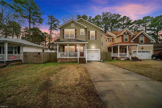 5813 Dunkirk St, Portsmouth, VA 23703 (#10296592) :: Berkshire Hathaway HomeServices Towne Realty
