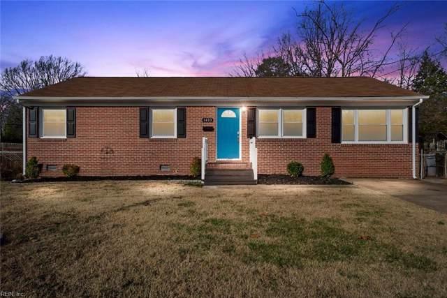 1403 Dorene Ct, Hampton, VA 23663 (#10296640) :: Rocket Real Estate