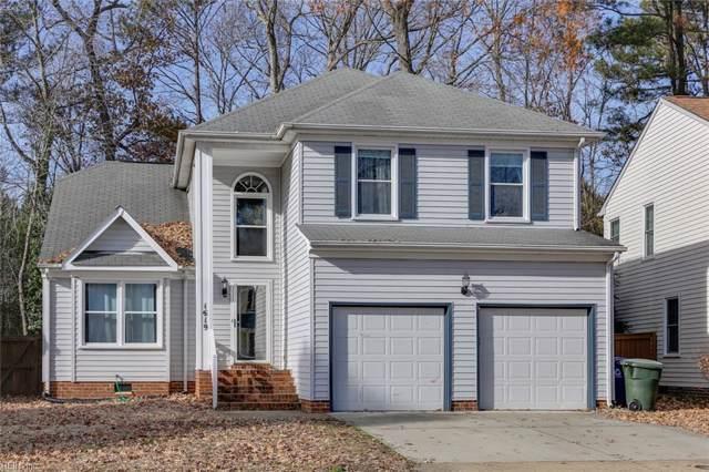 1619 Winthrope Dr, Newport News, VA 23602 (MLS #10296650) :: Chantel Ray Real Estate