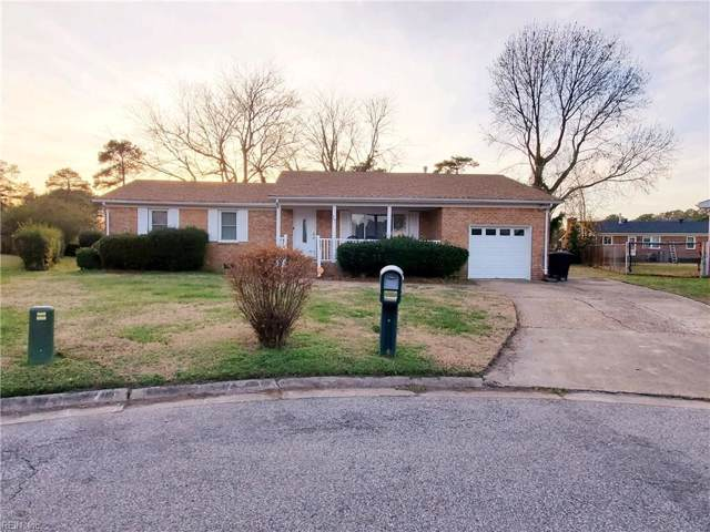 17 Carrington W. Ct, Portsmouth, VA 23701 (#10296687) :: Upscale Avenues Realty Group