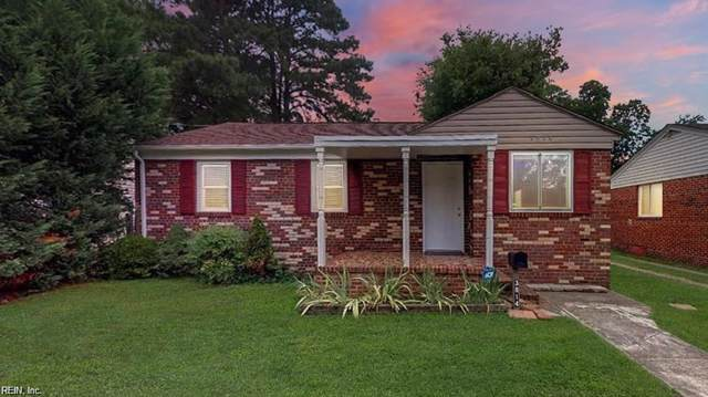3814 Turnpike Rd, Portsmouth, VA 23701 (MLS #10296700) :: Chantel Ray Real Estate