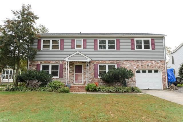 101 Freemoor Dr, Poquoson, VA 23662 (MLS #10296701) :: Chantel Ray Real Estate