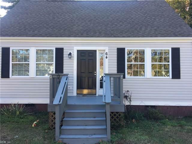 64 Henry St, Hampton, VA 23669 (#10296704) :: Upscale Avenues Realty Group