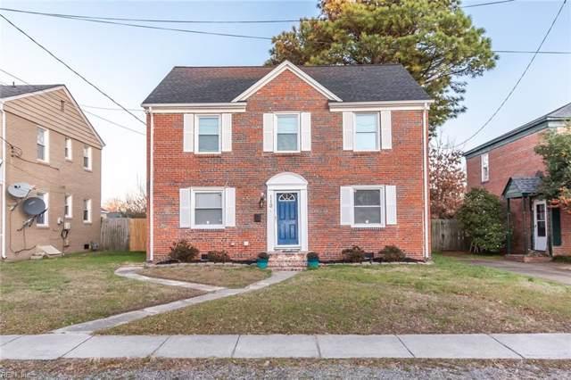 110 Clyde St, Hampton, VA 23669 (#10296757) :: Rocket Real Estate