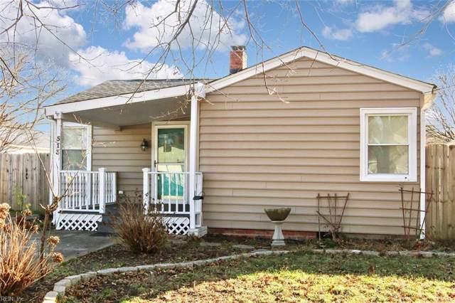 513 Draper Dr, Norfolk, VA 23505 (MLS #10296785) :: Chantel Ray Real Estate